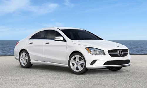 New 2018 Mercedes Benz CLA 250 4MATIC®