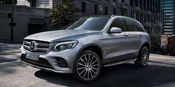 New 2017 Mercedes-Benz GLC