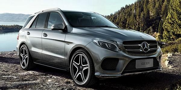 New 2017 Mercedes-Benz GLE