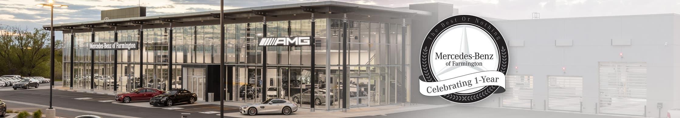 Mercedes Benz Of Farmington >> Mercedes Benz Of Farmington Anniversary Mercedes Benz Of
