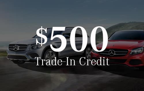 Receive An Additional $500 Trade-In Bonus