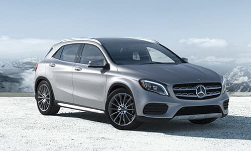 New 2018 Mercedes-Benz GLA 250 4MATIC®