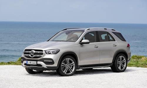 New 2020 Mercedes-Benz GLE 350 4MATIC®