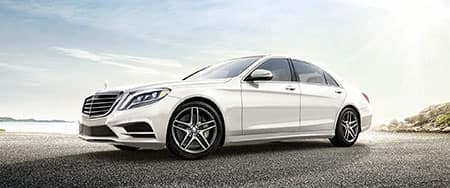 1.99% APR for up to 36 months on S-Class