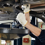 Get your Mercedes serviced by the dealer's service techs
