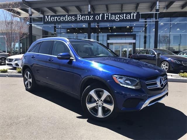 Used 2017 Mercedes-Benz GLC 300 Rear Wheel Drive SUV