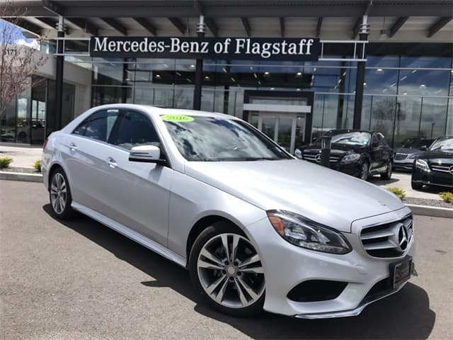 Used 2016 Mercedes-Benz E 350 Sport Rear Wheel Drive SEDAN