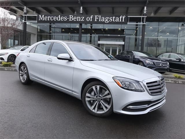 Used 2018 Mercedes-Benz S 450 Rear Wheel Drive SEDAN