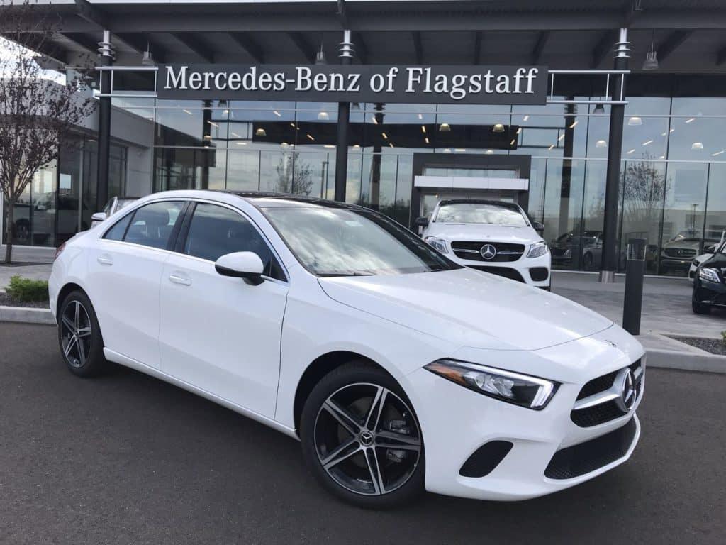 New 2019 Mercedes-Benz A 220 Front Wheel Drive SEDAN