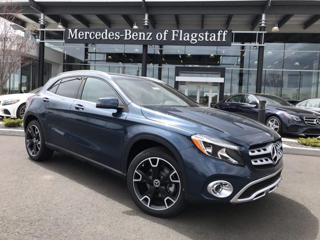 New 2019 Mercedes-Benz GLA 250 AWD 4MATIC®