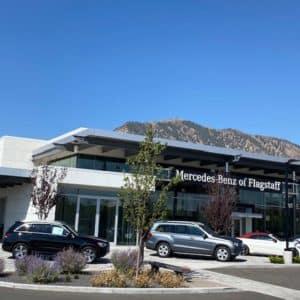 Mercedes-Benz of Flagstaff Building