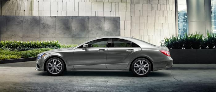 2018 CLS 550 Coupe