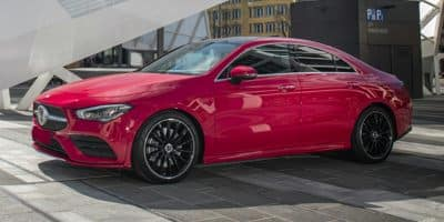 2021 CLA 250 4MATIC® Sedan