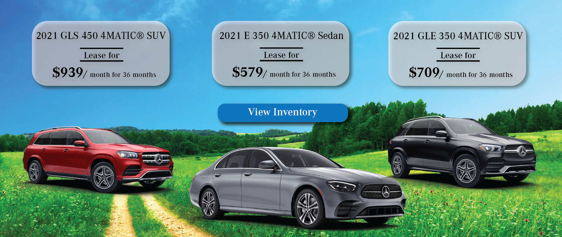 Mercedes-Benz April Lease Specials