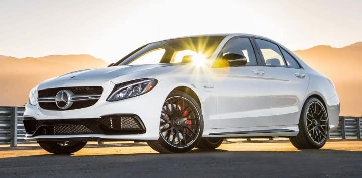 New 2018 C 300 4MATIC® Sedan