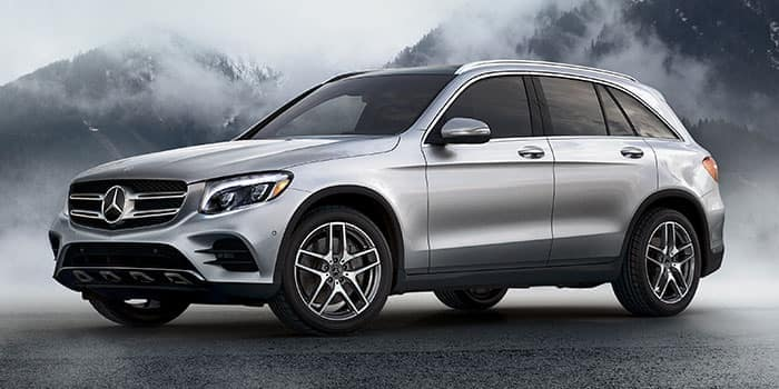 New 2019 GLC 300 4MATIC® SUV