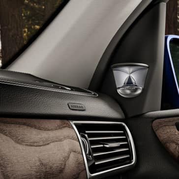 2018 Mercedes-Benz GLE Interior Details