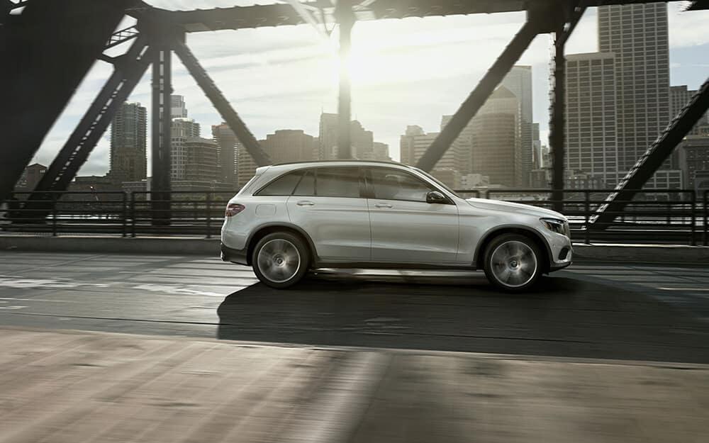 2018 Mercedes-Benz GLC 300 Exterior