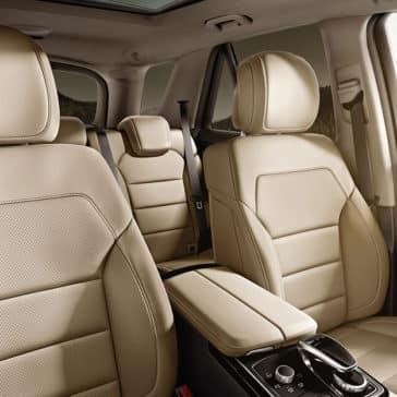 2018 Mercedes-Benz GLE Interior Seating