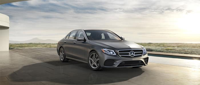 New 2018 E 300 4MATIC® Sedan