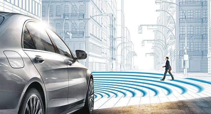 2018 Mercedes-Benz C-Class Safety Features