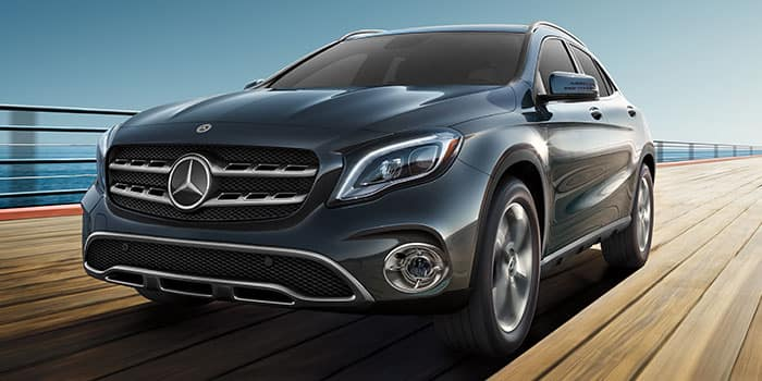 New 2019 GLA 250 4MATIC®