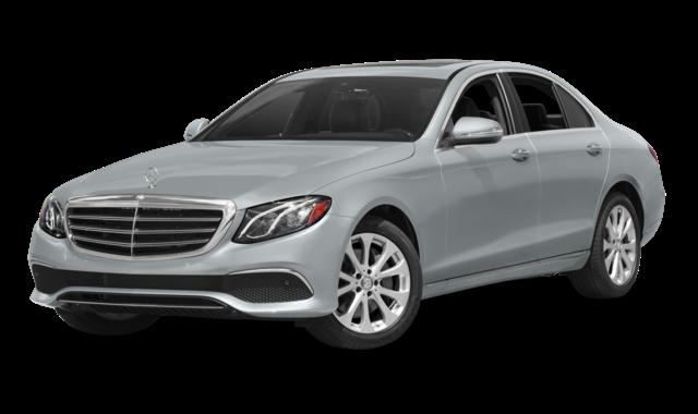 Silver 2018 Mercedes-Benz E-Class