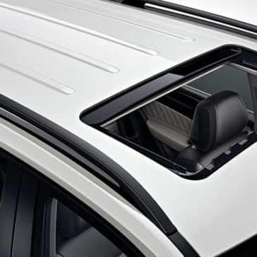 2019 Mercedes-Benz GLE sunroof