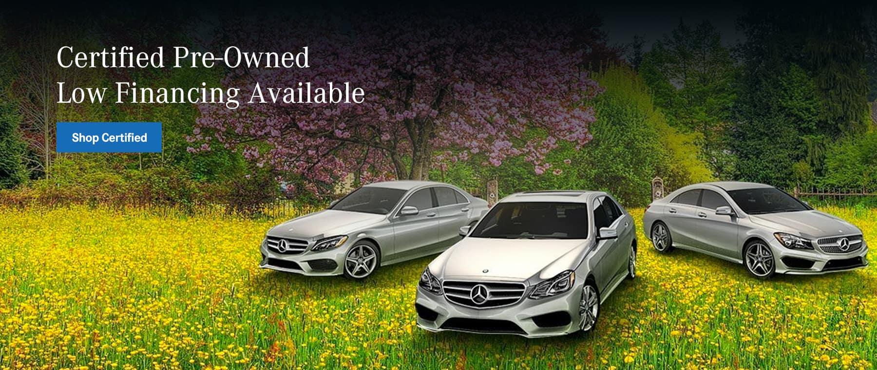 Mercedes-Benz Dealer in Greenwich, CT | Mercedes-Benz of
