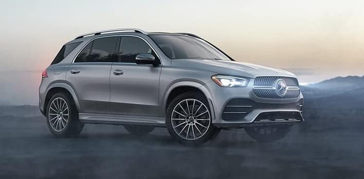 All-New 2020 GLE 350 4MATIC® SUV - 3rd Row Option!