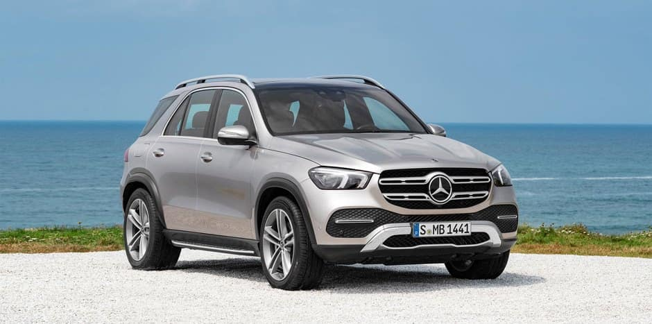 All-New 2020 GLE 350 4MATIC® SUV