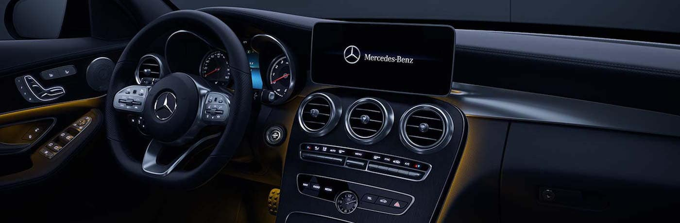 C-Class Sedan Steering Wheel