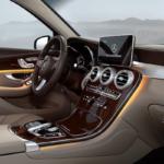 GLC front seat interior