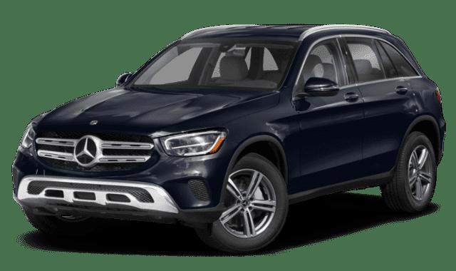 Black 2020 Mercedes-Benz GLC