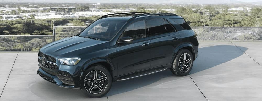 ALL-NEW 2020 GLE 350 4MATIC®