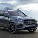 2020 Gray Mercedes-Benz GLS