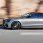 Silver 2021 Mercedes-Benz E-Class