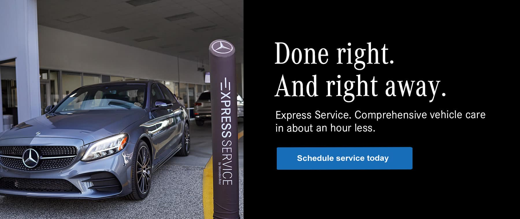 mercedes-benz of greenwich express service
