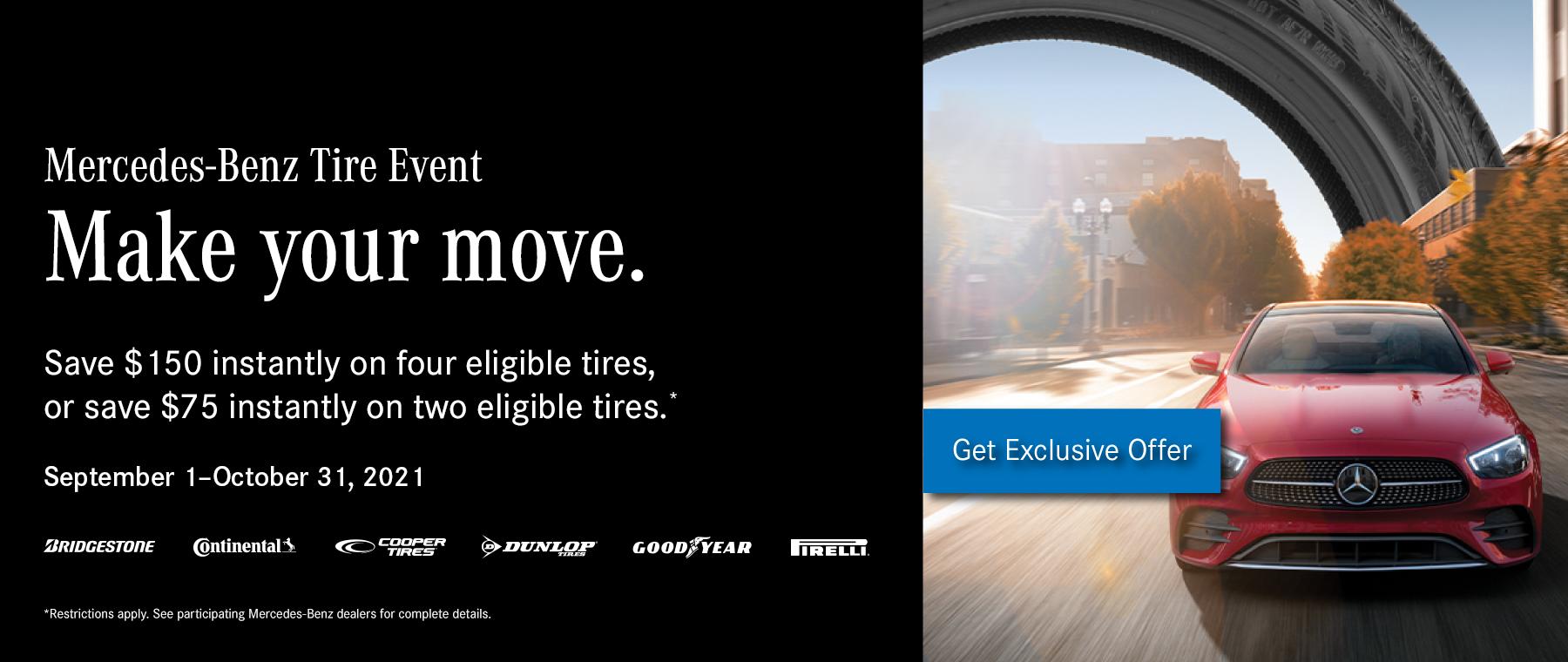 Mercedes-Benz of Greenwich mercedes tire specials