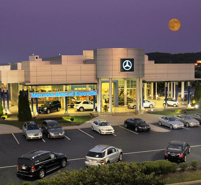 Mercedes benz of knoxville mercedes benz dealer near for Mercedes benz knoxville