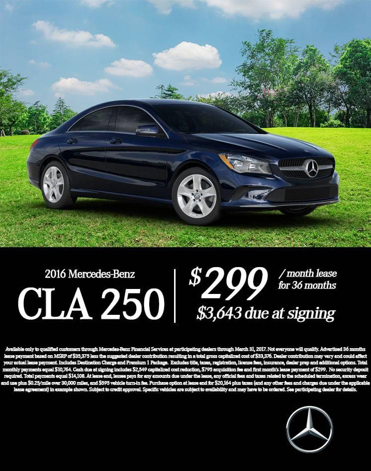 2017 spring event specials mercedes benz of knoxville for Mercedes benz financial phone number
