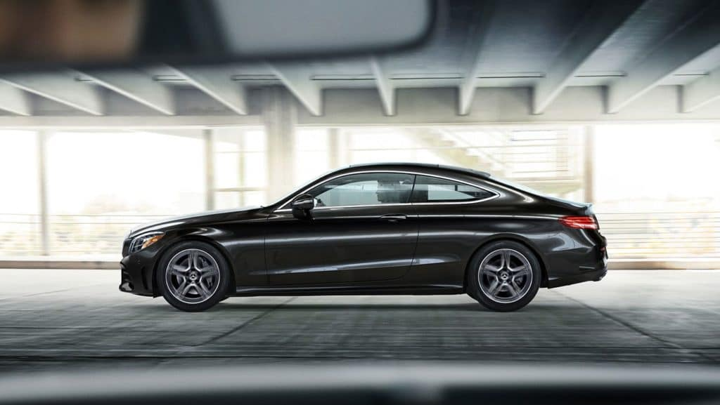 2020 Mercedes-Benz C 300 4MATIC® Coupe