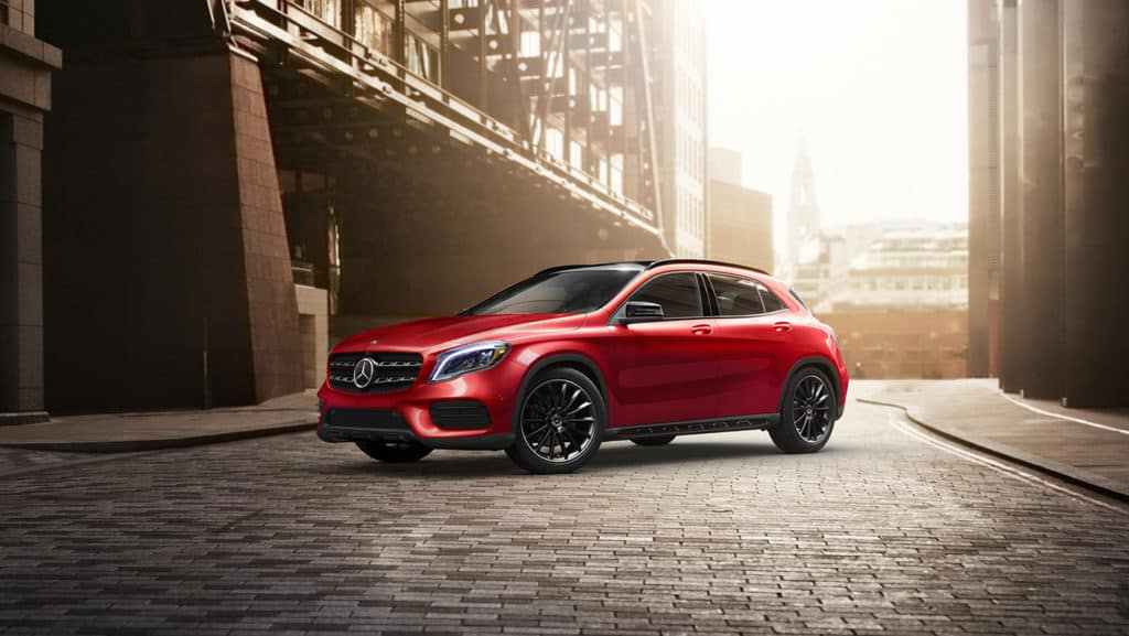 2020 Mercedes-Benz GLA 250