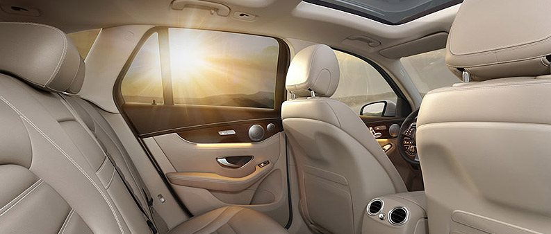 Spotlight On Mercedes Benz Child Safety Features