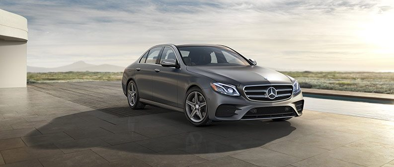 New Features in 2017 Mercedes-Benz E-Class