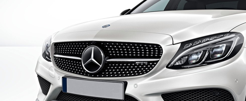 What is the differences between Mercedes-Benz AMG® and non