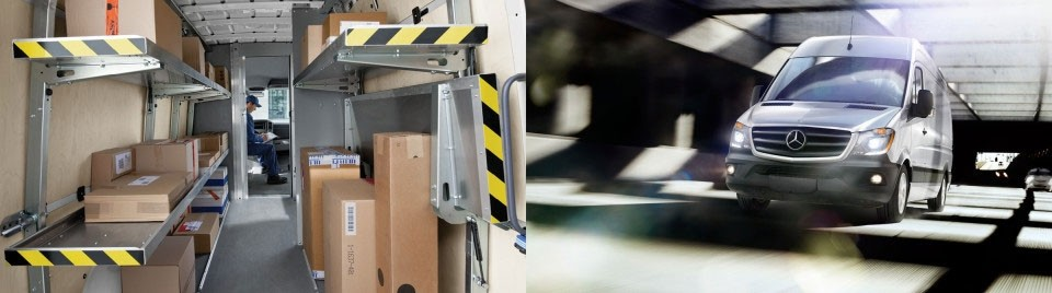 Sprinter Cargo Van Capabilities