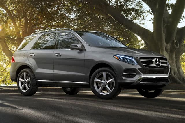 2018 GLE 350 4MATIC®
