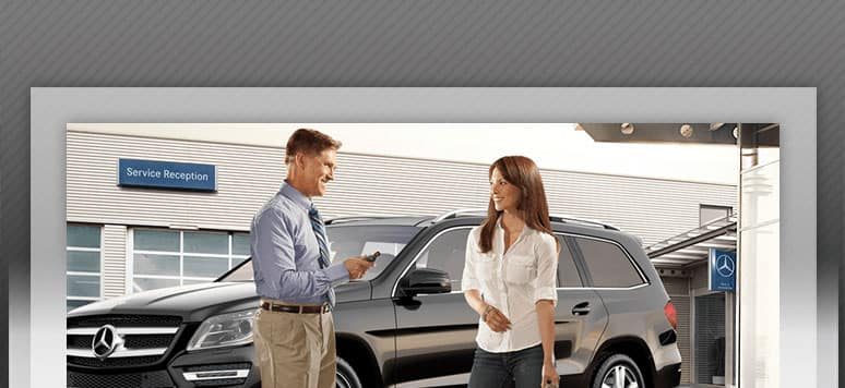 Mercedes-Benz of Loveland Complimentary Service Department Pickup and Delivery & Loaner Car