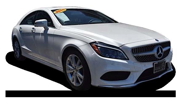 2015 Mercedes-Benz CLS 550